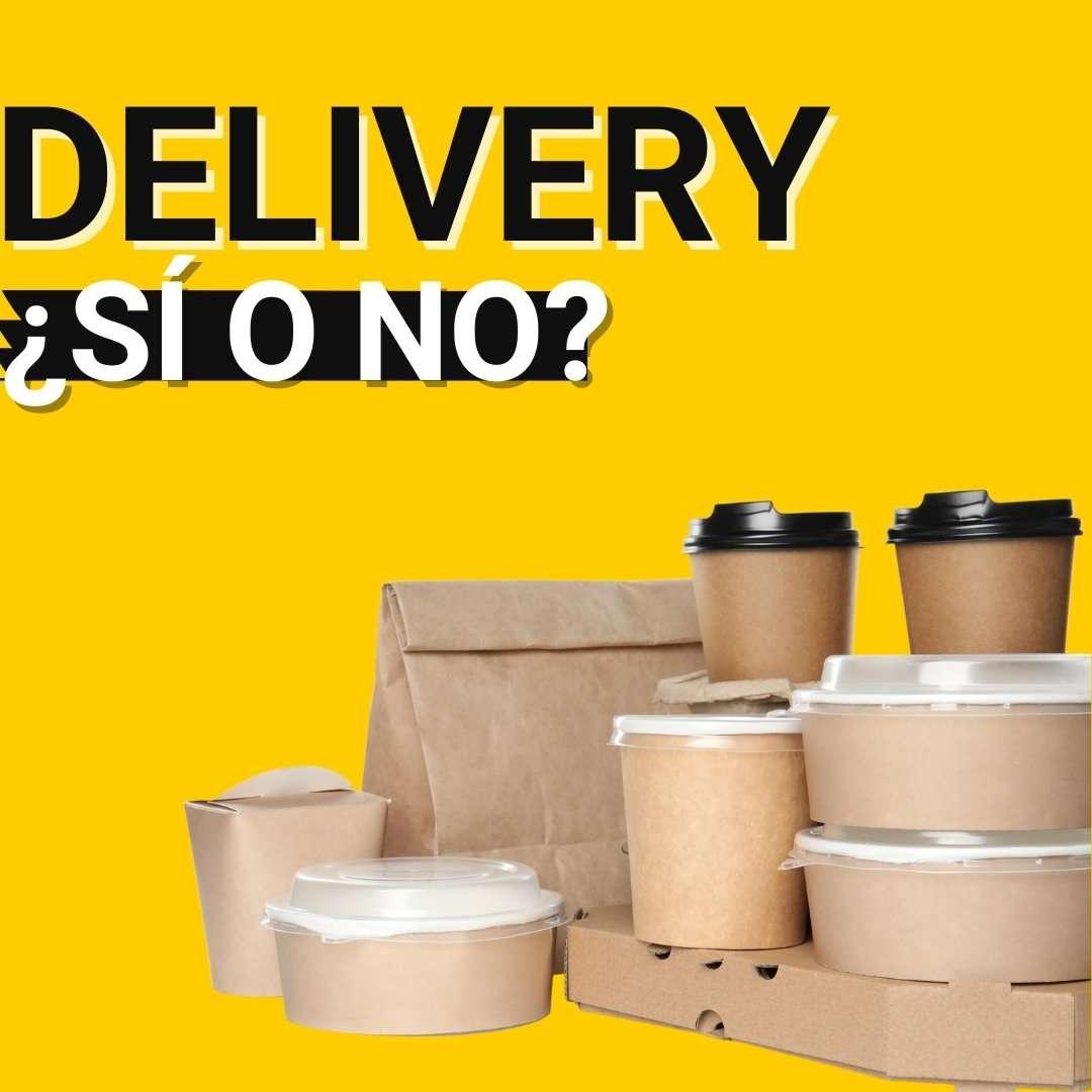 Delivery en restaurantes